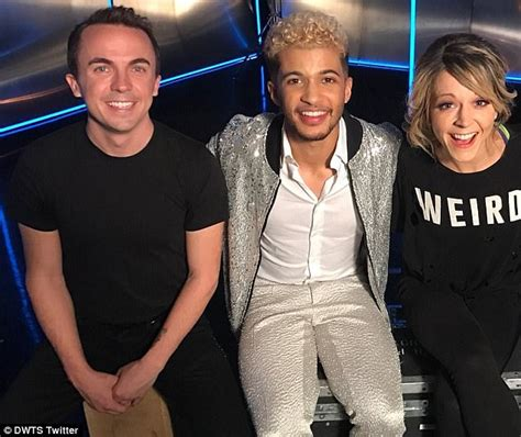 frankie muniz and jordan fisher dancing with the stars season 25 ch takes mirrorball