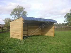Hangar En Kit Bois : lci cheval abris boxs construction pour chevaux ~ Premium-room.com Idées de Décoration
