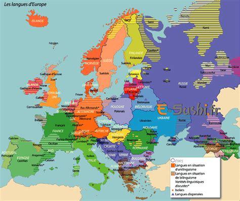 Carte Capitales Europe De L Est by Infos Sur 187 Carte Europe Est 187 Vacances Arts Guides Voyages