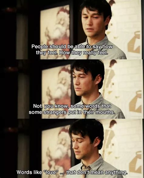 Which Is Your Favourite Quote In (500) Days Of Summer? Quora