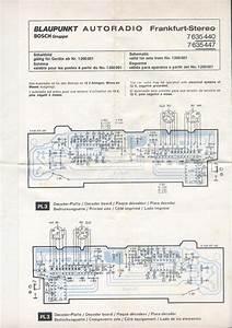 Thesamba Com    1975 Blaupunkt Frankfurt