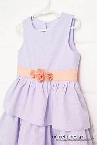 patrons gratuits robe fillette With patron robe bébé gratuit