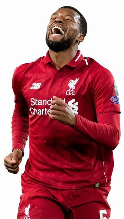 Wijnaldum Georginio Render Liverpool Footyrenders Football Premier