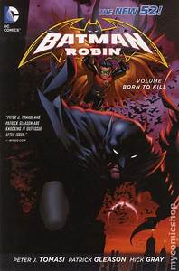 Batman and Robin HC (2012-2015 DC Comics The New 52) comic ...
