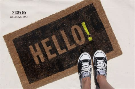 Beautiful Welcome Mats by 31 Welcome Mats