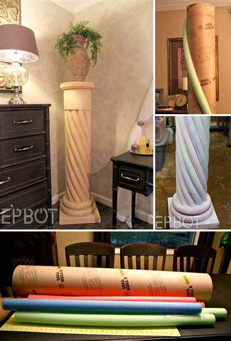 top    diy pool noodle home projects  lifehacks