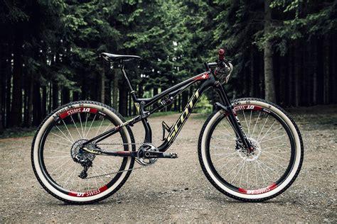 Nino Schurter Bike Check  Scott Mtb  Red Bull Bike