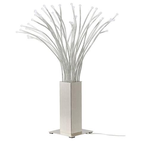stranne led floor l bulbs stranne led table l steel 77 cm ikea