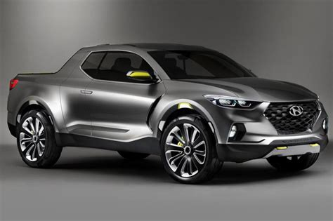 Hyundai Ute Could Arrive By 2020  Car News Carsguide
