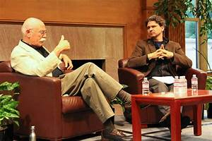 Tobias Wolff and Dave Eggers in conversation | Stanford Daily