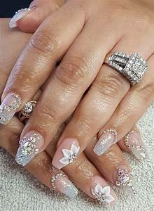 30 Fairy-Like Wedding Nails For Your Big Day - Easy Nail ...