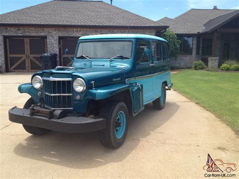 jeep station wagon for sale 1951 willys jeep 4x4 station wagon for sale html autos