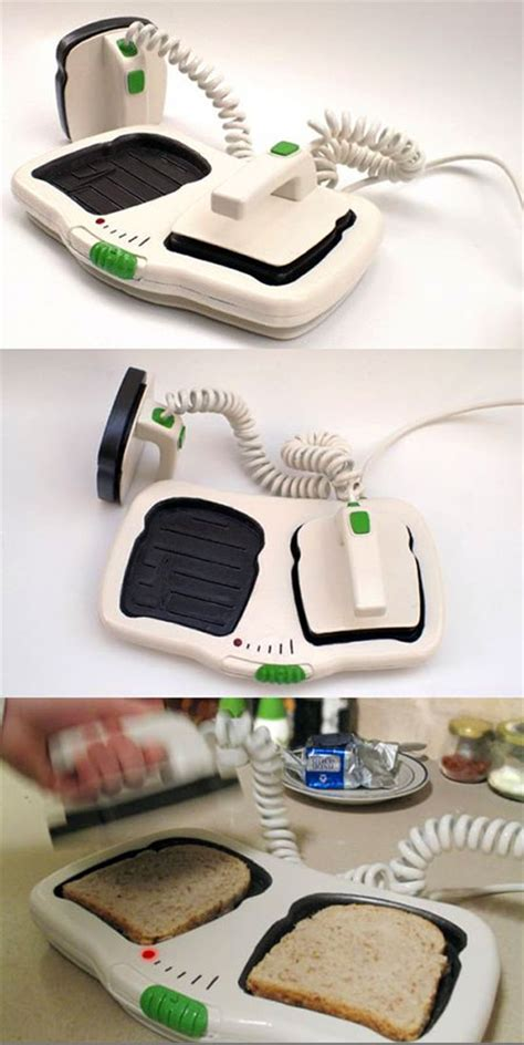 The Defibrillator Toaster by Shocking Defibrillator Toaster Is Designed To Jumpstart