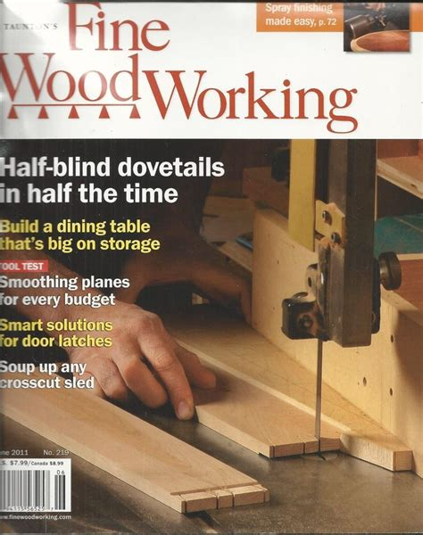 fine woodworking magazine dovetails dining table door