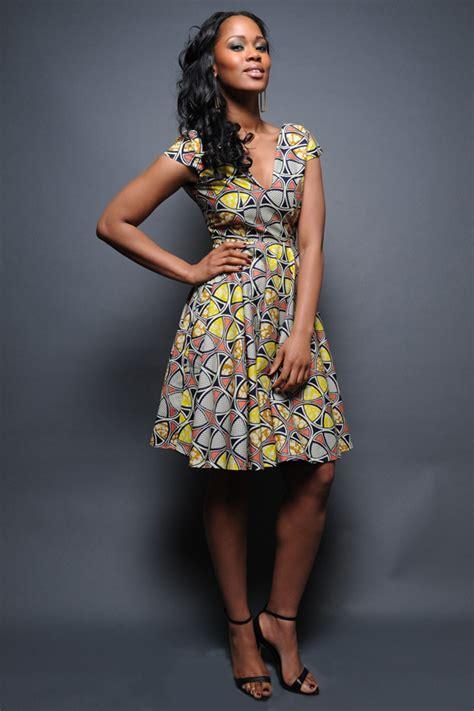 African Attire Dresses Designs 2018 For Women