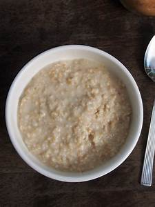 Good Old Fashioned Porridge with lots of variations ...