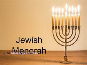 Jewish Menorah: An Important Symbol In Judaism