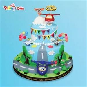 Super Wings Torte : super wings d birthday cake kumpulan birthday wedding ~ Kayakingforconservation.com Haus und Dekorationen