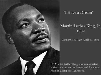 Martin Luther King, Jr. - Home