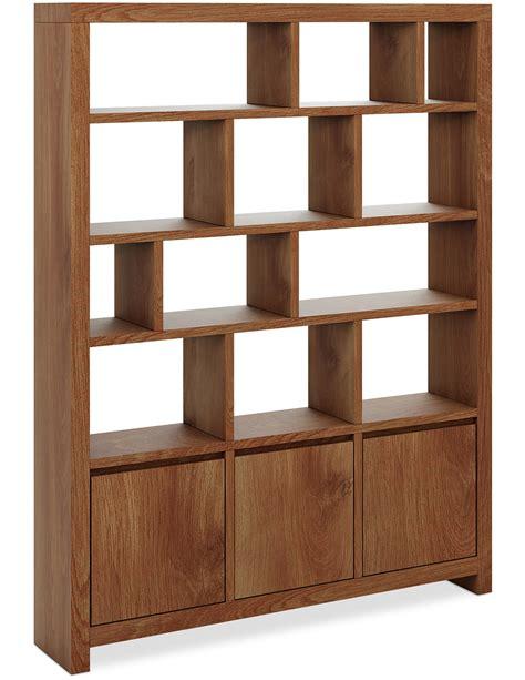 meuble cuisine largeur 50 cm bibliothèque bois 3 portes scandinave lestendances fr