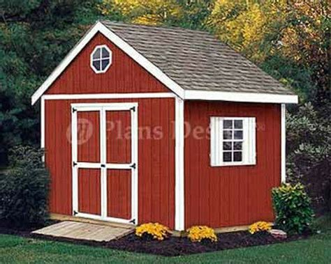 storage classic gable structures shed plans design ebay
