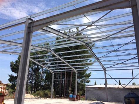 bureau etude charpente metallique charpente métallique pour bâtiment industriel caldor