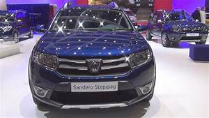 Dacia Sandero Tce 90 : dacia sandero stepway tce 90 start stop easy r 2016 exterior and interior in 3d youtube ~ Medecine-chirurgie-esthetiques.com Avis de Voitures
