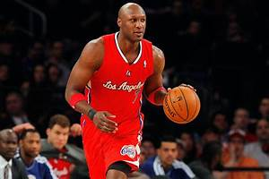 Lamar Odom Returns to Basketball, First Time Since ...
