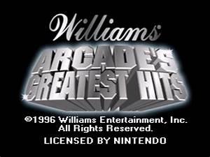 Williams Arcade's Greatest Hits Screenshots | GameFabrique