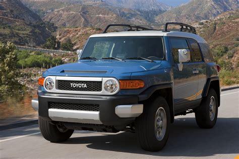Toyota Cruiser by 2013 Toyota Fj Cruiser Top Speed