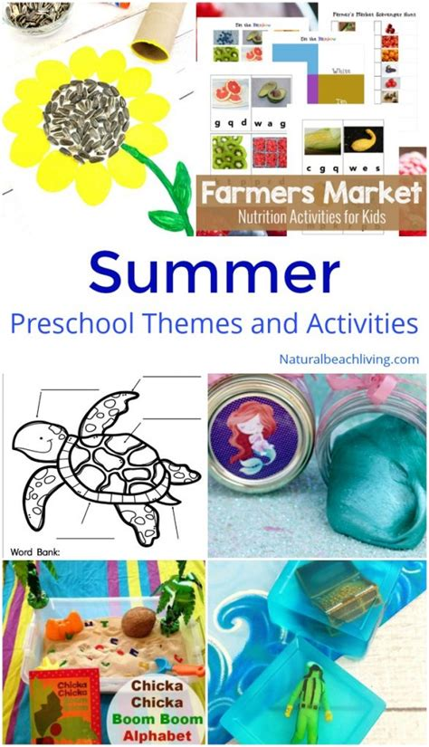 august preschool themes with lesson plans and activities 237 | August Preschool Themes with Lesson Plans and Activities 588x1024