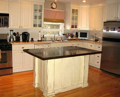 kitchen island makeover kitchen island makeover tempting thyme