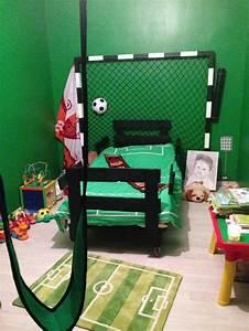 chambre enfant foot