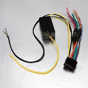 Pioneer Wire Harness Dehp4800mp Deh3700mp Deh1700 16