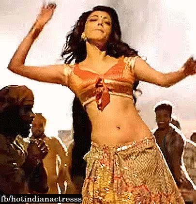 hot indian actress kajal hot navel