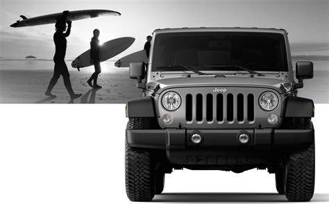jeep surf take your new jeep wrangler unlimited surfing kansas