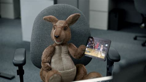hopper  kangaroo  dish cg animated mascot  mpc