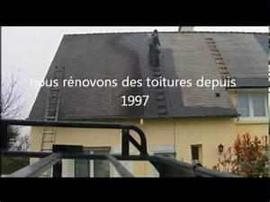 Nettoyage Toiture Karcher : nettoyage de toiture au karcher youtube ~ Dallasstarsshop.com Idées de Décoration