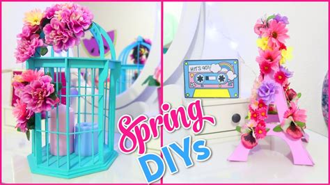diy room decor ideas  spring awesome diy projects