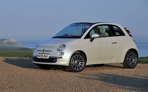 New Fiat 500 C Widescreen Exotic Car Wallpapers 08 Of 48