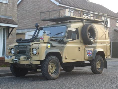 land rover military defender british military land rover 110 land rover military