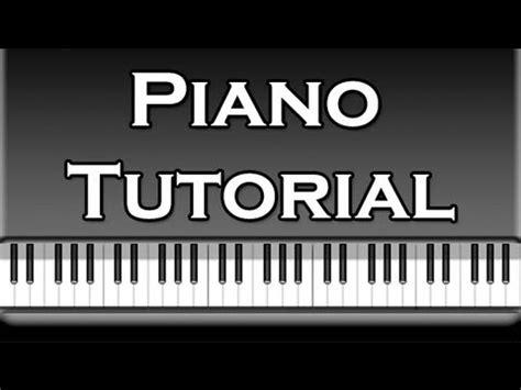 adele set fire   rain piano tutorial  speed
