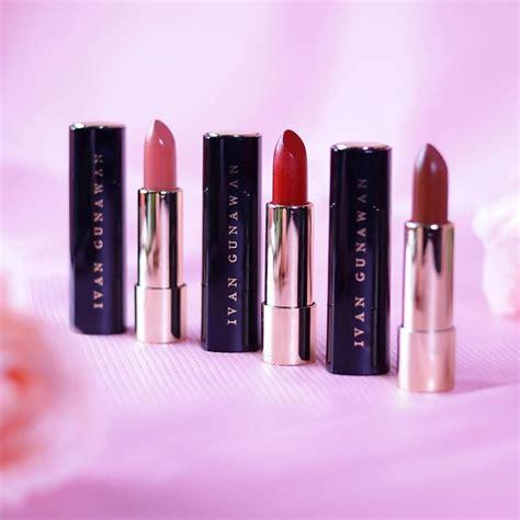wajib kamu coba  produk lipstik milik artis indonesia