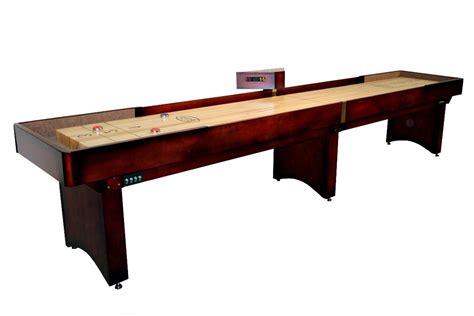 16 foot shuffleboard table 16 foot tournament shuffleboard table mcclure tables