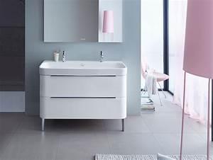 Duravit Happy D : happy d 2 washbasins toilets bidets tubs and bath room furniture from duravit duravit ~ Orissabook.com Haus und Dekorationen