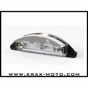 Eclairage Plaque Moto : eclairage de plaque demie lune ~ Melissatoandfro.com Idées de Décoration