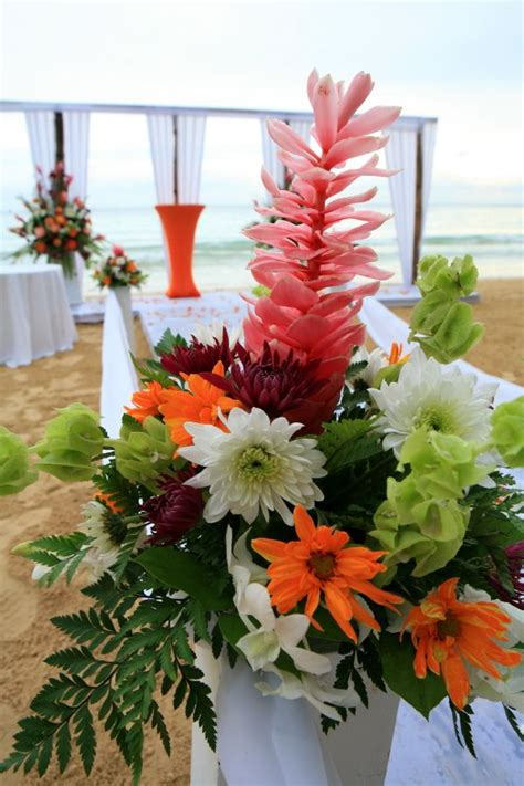 tropical caribbean wedding images  pinterest