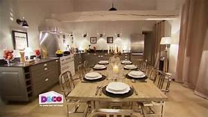 amenagement cuisine salle a manger salon pour salle With meuble de salle a manger avec amenagement meuble cuisine