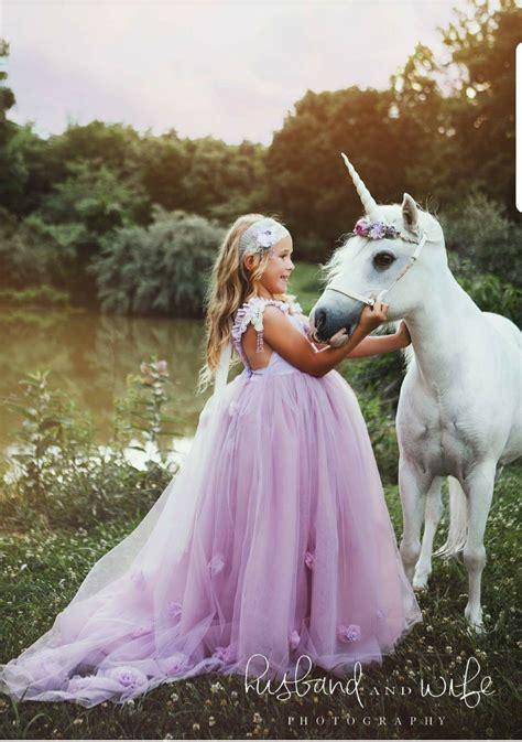 unicorn photography beautiful girl princess