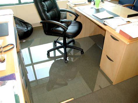 glassmats office chair mats photos